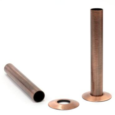 Antique Copper Shrouds & Base Plates